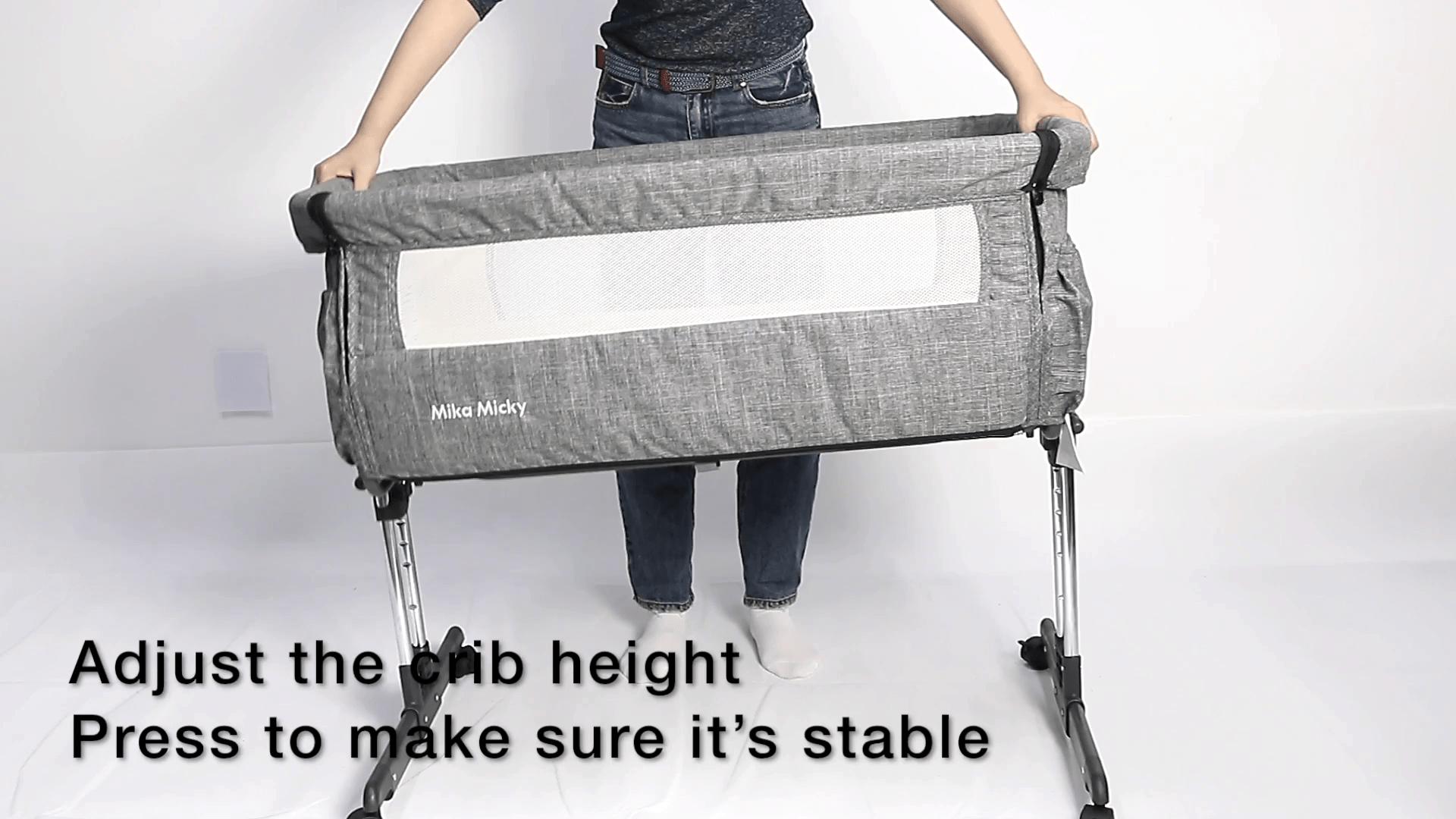 Mika Micky - adjust the height 3