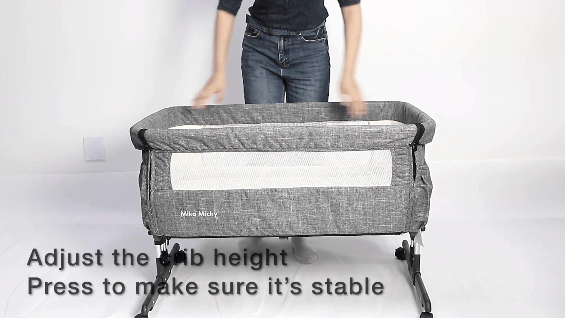 Mika Micky - adjust the height 4