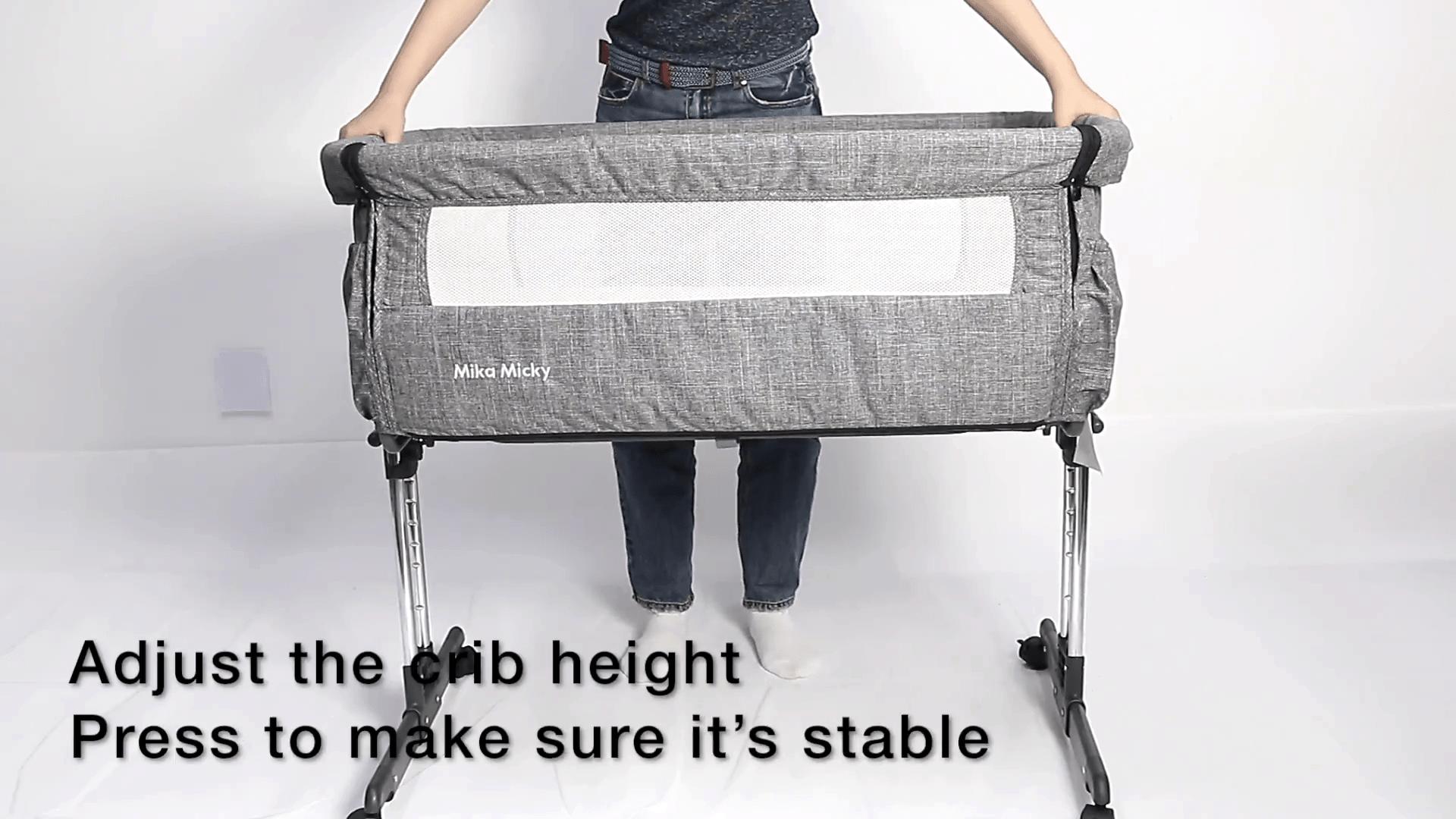 Mika Micky - adjust the height
