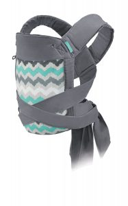 Infantino mei tai baby carrier