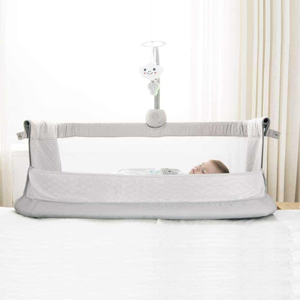 Ronbei bedside sleeper bassinet 6