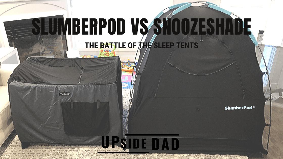 Slumberpod vs snoozeshade