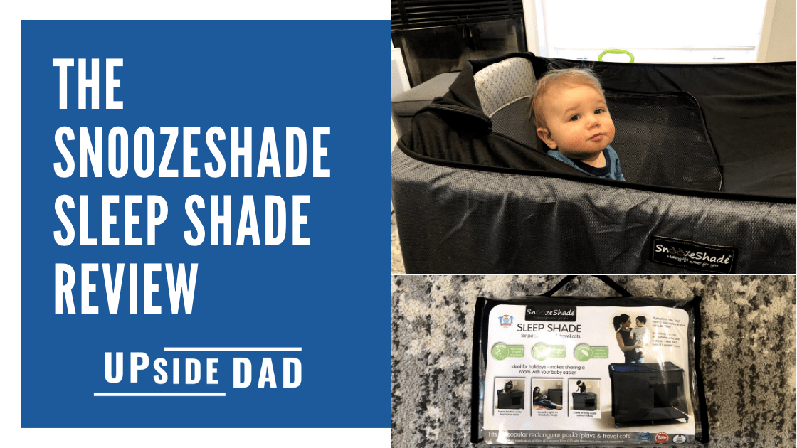 The Snoozeshade sleep shade review