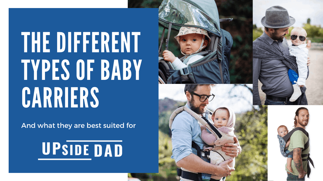 The different types of baby carriers