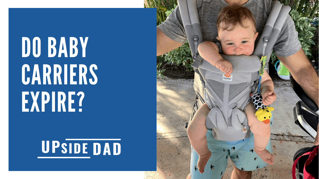do baby carriers expire