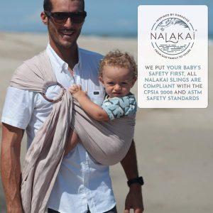 nalakai sling baby carrier