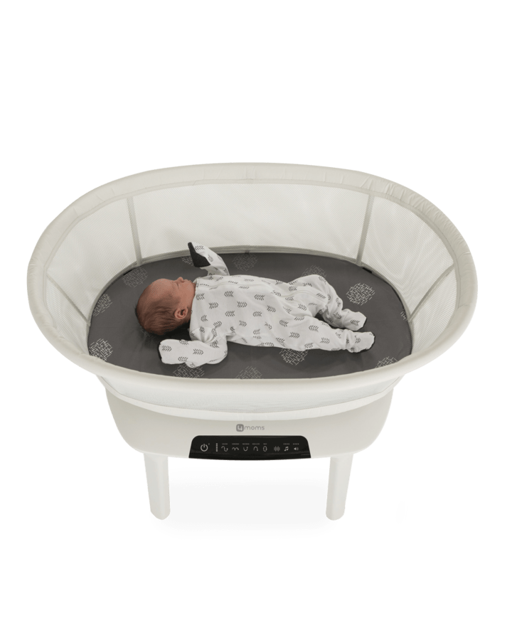 4moms sleep bassinet 1