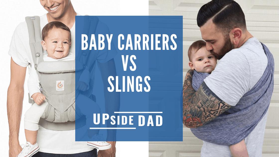 baby carriers vs slings