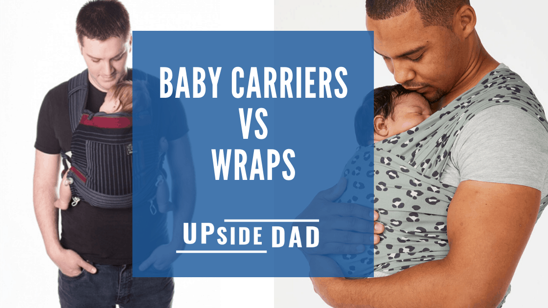 baby carriers vs wraps