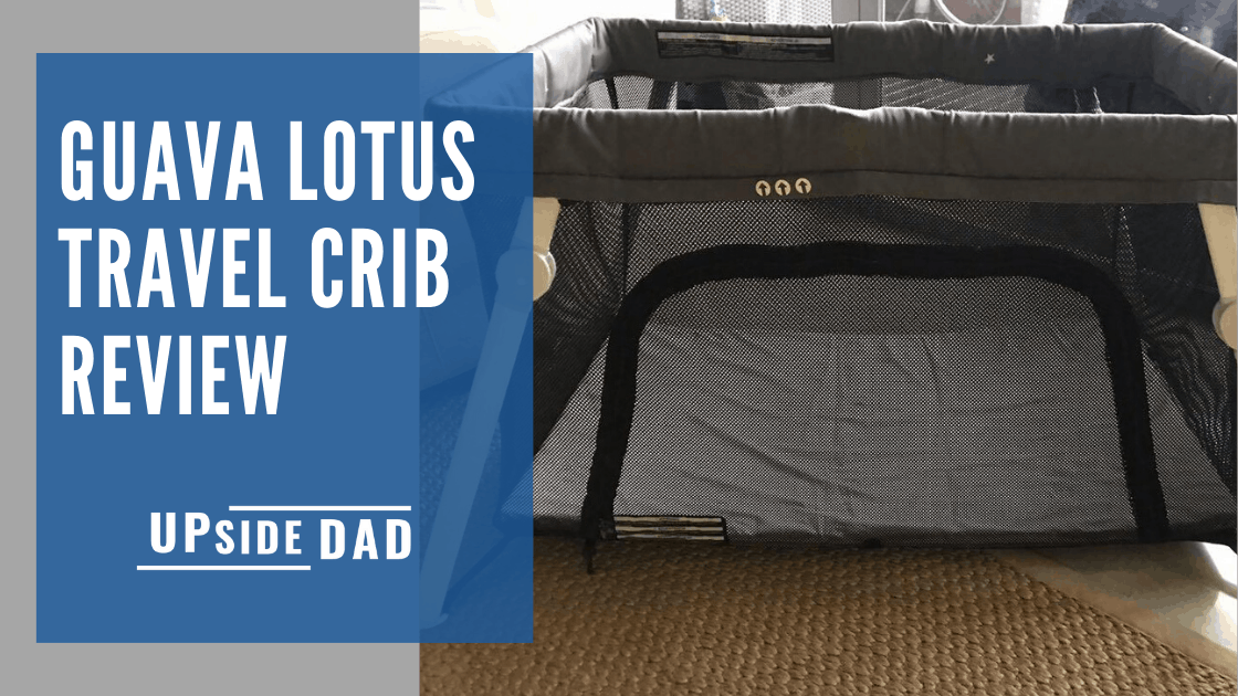 guava lotus travel crib review