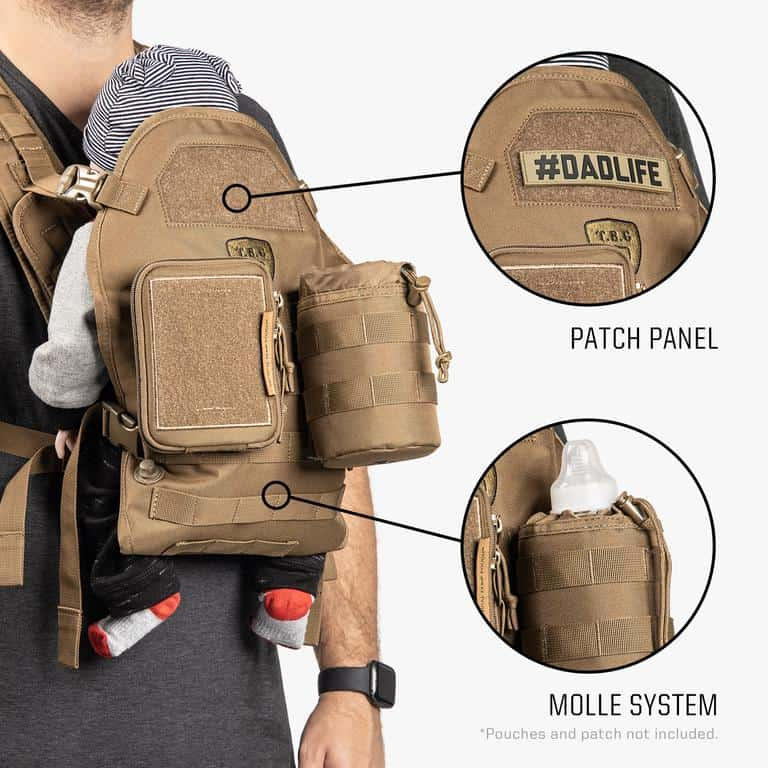 TBG Tactical baby gear baby carrier (10)
