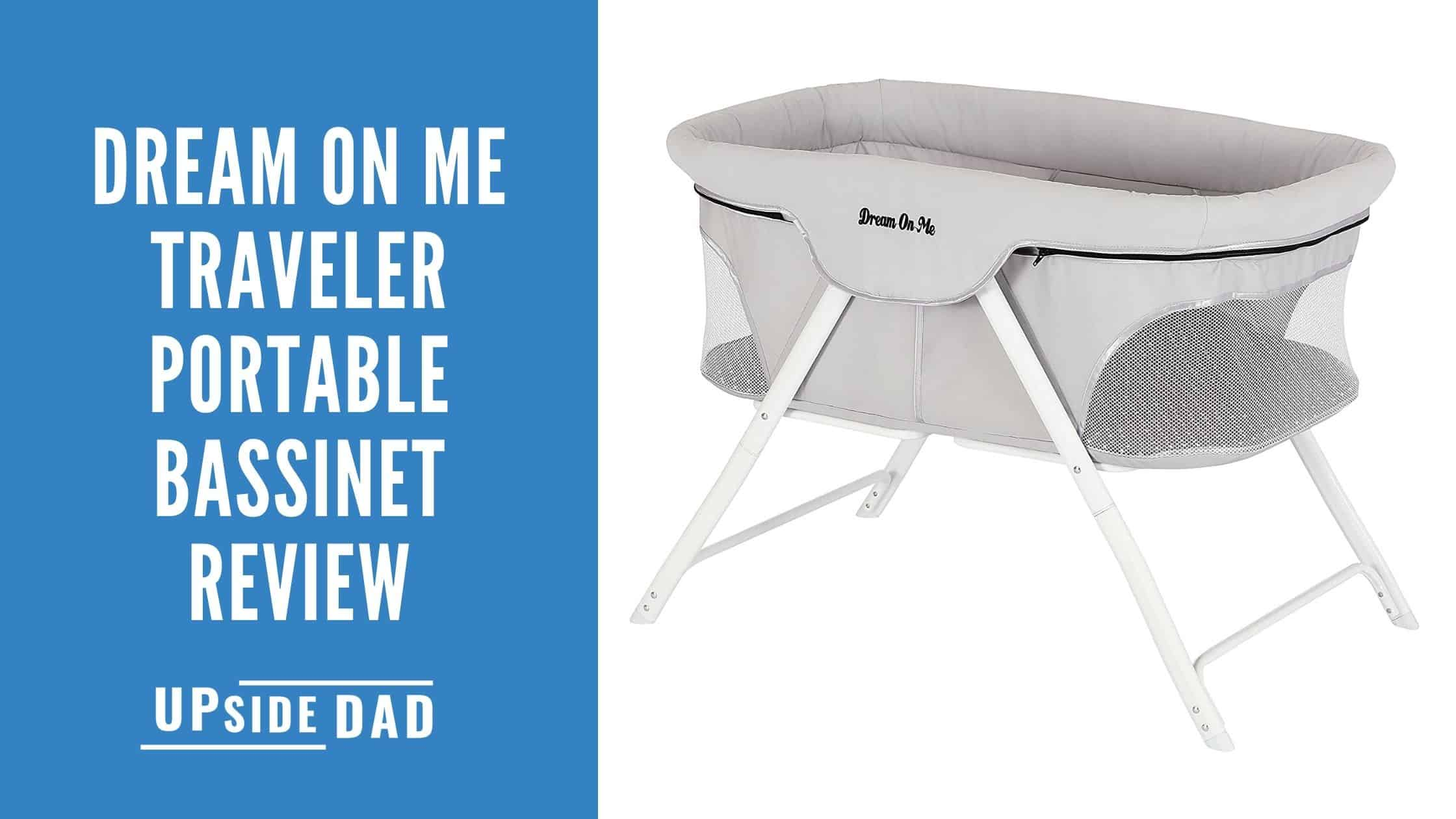 Dream On Me Traveler Portable Bassinet review