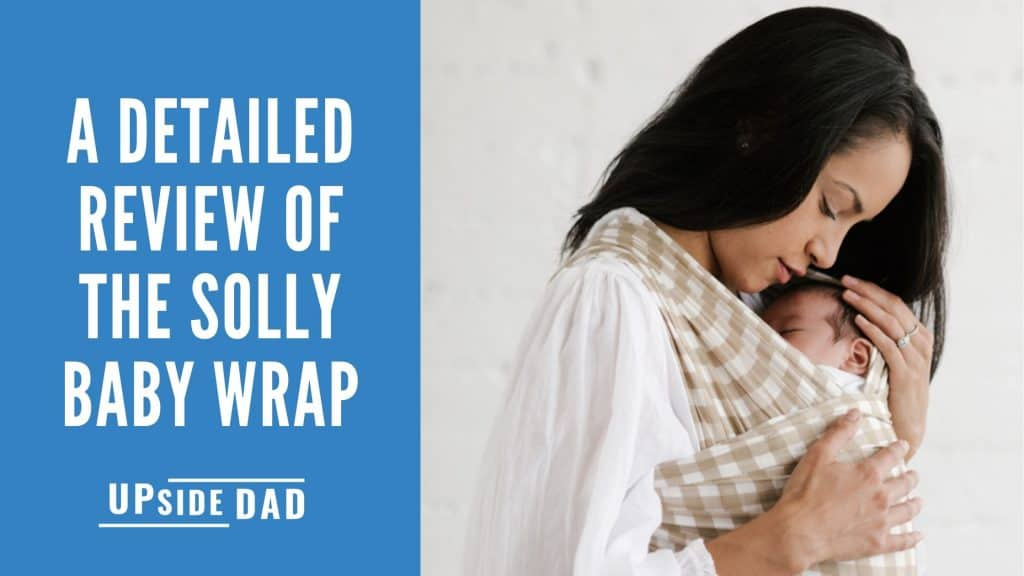 a detailed review of the solly baby wrap