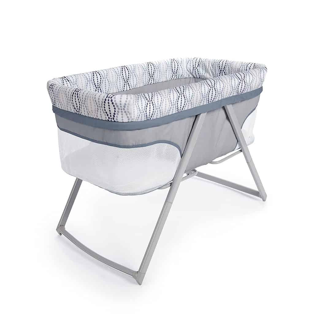 ingenuity portable bassinet review