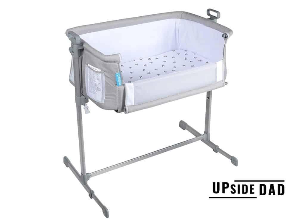 milliard bedside bassinet sleeper