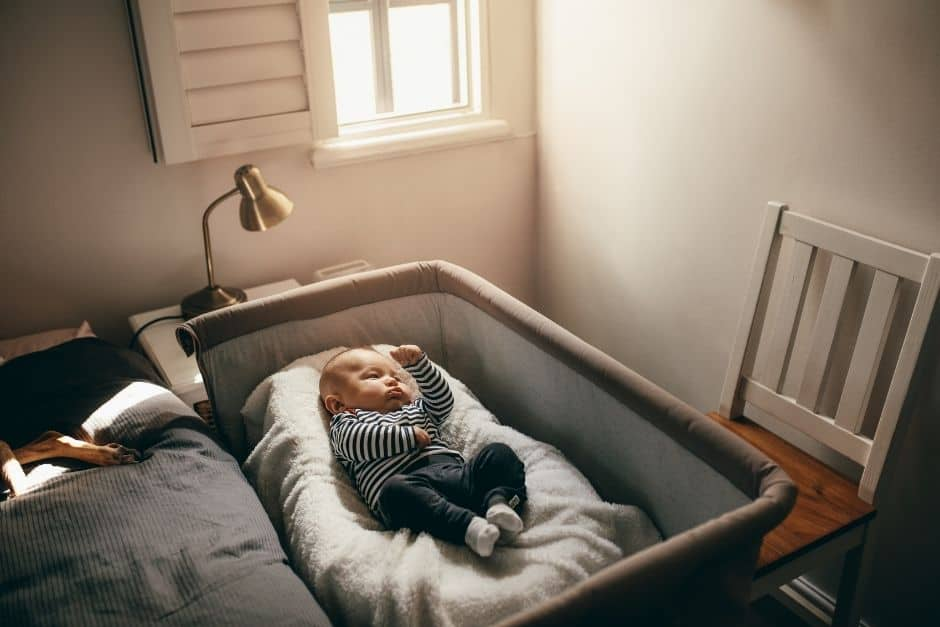 what is a co sleeper bassinet (2)