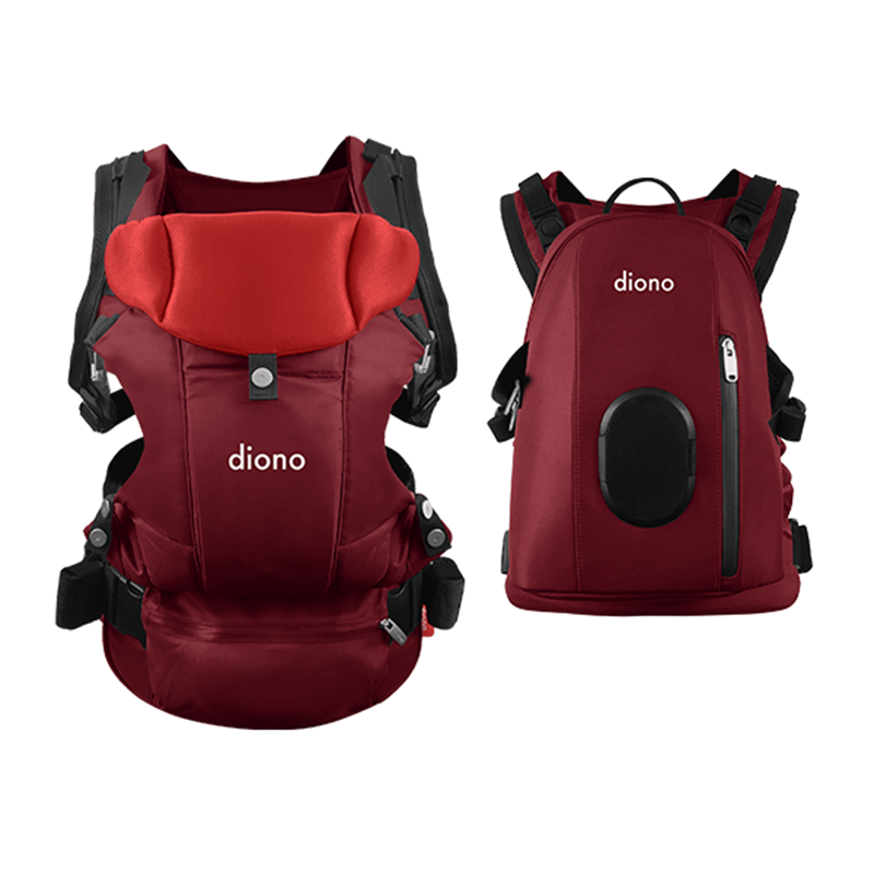 Diono carus complete baby carrier