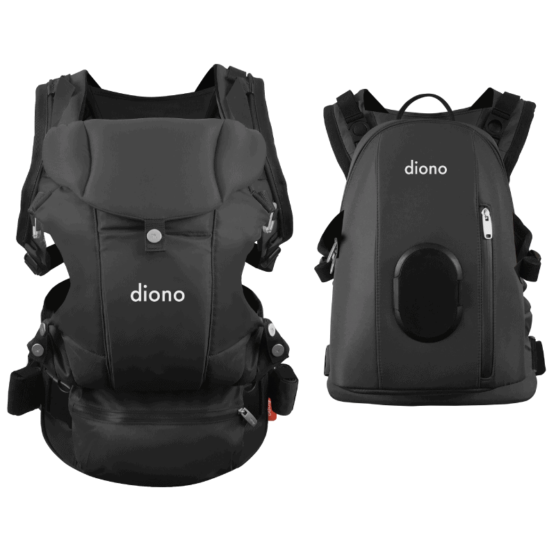 Diono carus carrier review