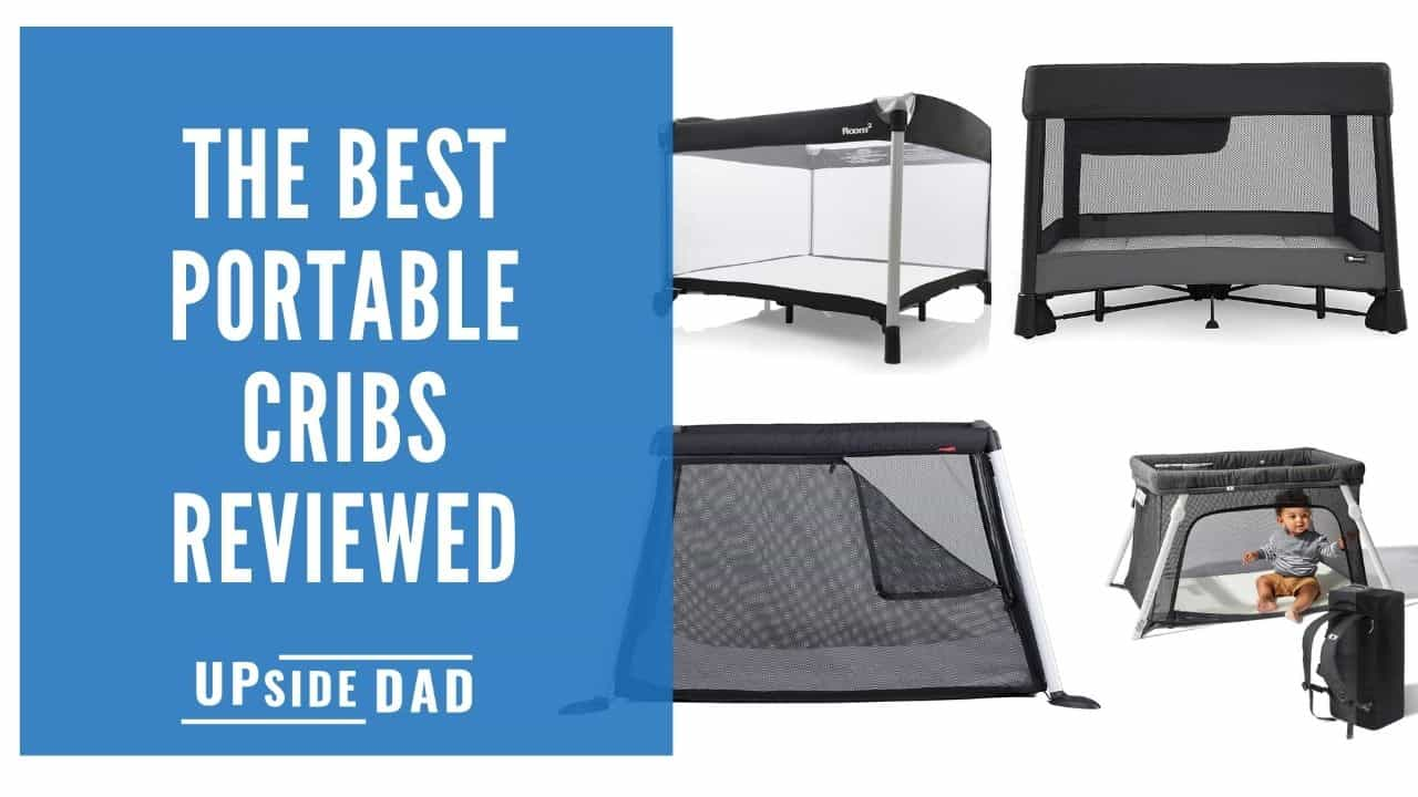 5 best portable cribs review