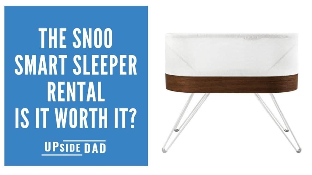 snoo rental review
