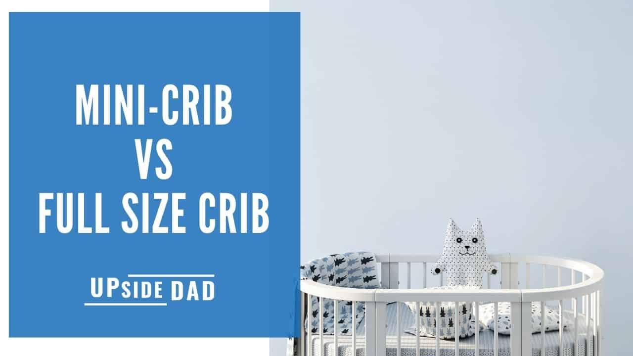 mini crib vs crib