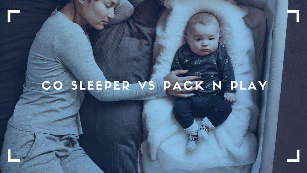 cosleeper vs pack n play
