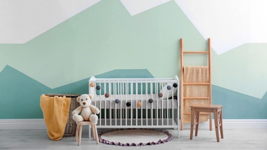 standard crib