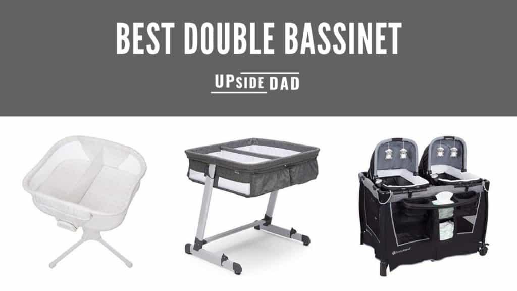 Best double bassinet