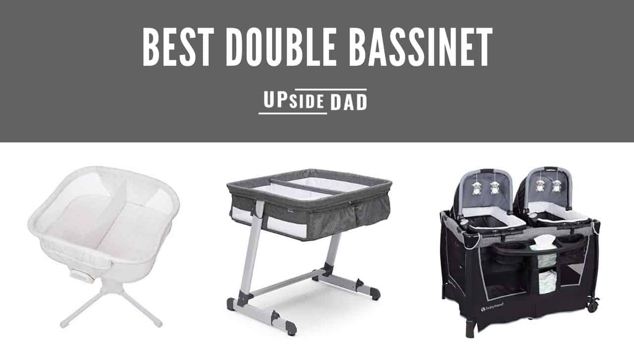 Best double bassinet
