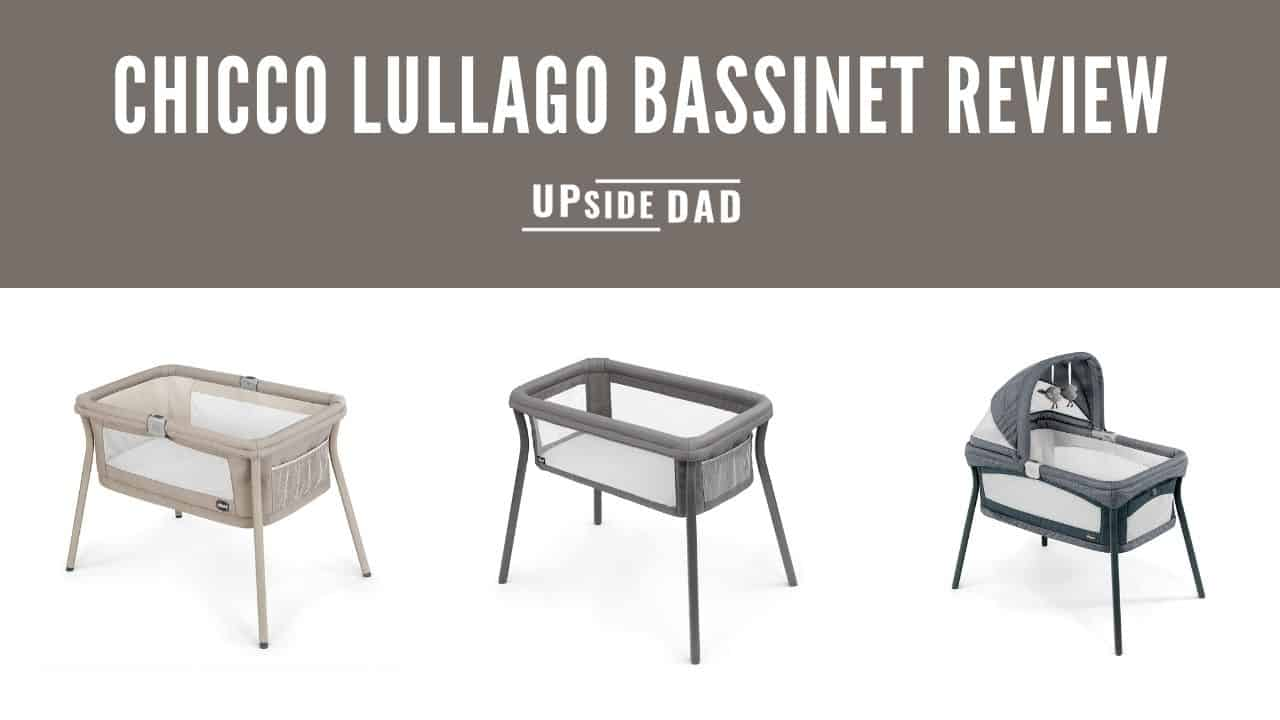 Chicco Lullago bassinet review
