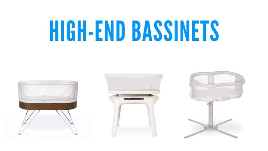 best high end bassinets
