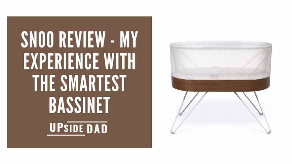 SNOO Review - My Experience With The Smartest Bassinet