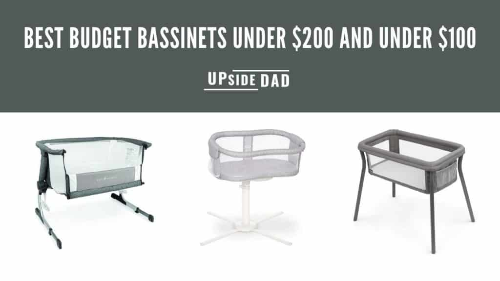 Best budget bassinets under $200 and under $100