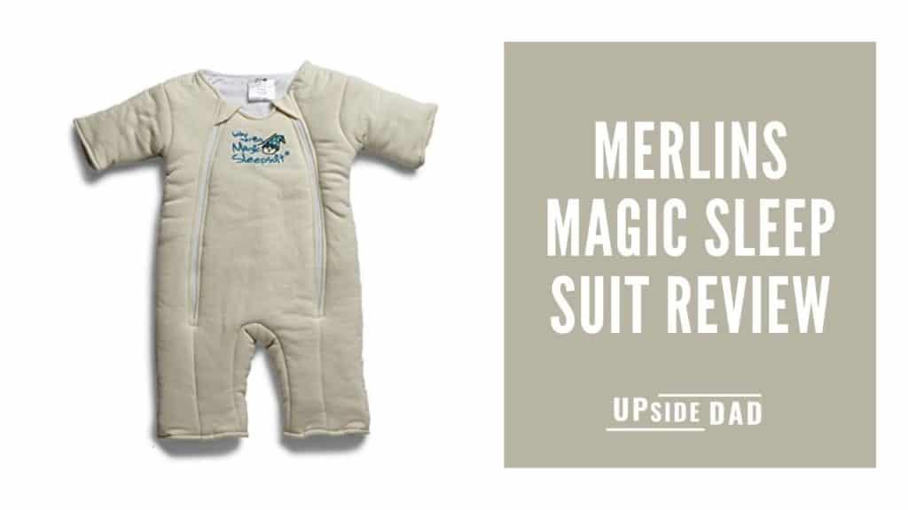Merlins magic sleep suit review
