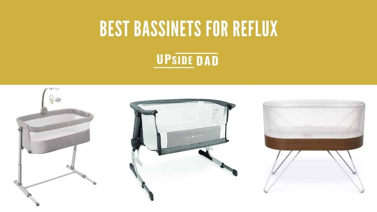 best bassinets for reflux