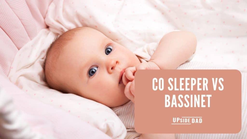 co sleeper vs bassinet